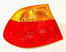 BMW E46 TAIL LIGHT ASSEMBLY, AMBER LEFT Convertible OEM ULO 6855-01 63218375801