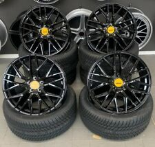 18 in rs4 alu jantes pour Renault Megane mk3 mk4 RS Clio Nissan Juke Murano
