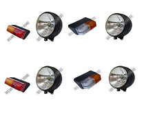 Belarus tractor complete set of lighting (8PCS) 250/250as/300/400/420/425A