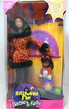 Barbie ~Halloween Fun Barbie & Kelly AA  #23461 - Target Exclusive  - NEW - NRFB