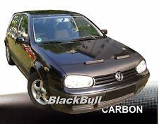 Haubenbra für VW Golf 4  Car Bra Steinschlagschutz Tuning & Styling CARBON