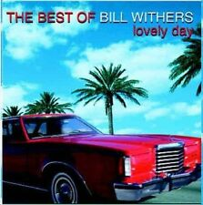 BILL WITHERS - THE BEST OF BILL WITHERS: LOVELY DAY NEW CD