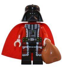 LEGO Star Wars, figurine Dark Vador en Père Noël (issue du set 75056) - NEUF/NEW