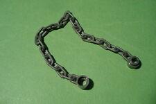 Lego-cadena largo aprox. 12 cm gris oscuro (12144)