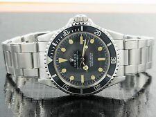 20mm Oyster Rivet Stainless Steel Bracelet For Rolex Submariner 5512 5513 1680