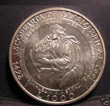 San Marino 1000 Lire 1992 AG Scoperta dell'America