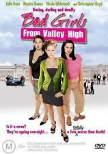 EX RENTAL BAD GIRLS FROM VALLEY HIGH DVD 2005 CHICK FLICK COMEDY GUARANTEED
