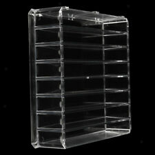 Clear Makeup Display Case Cosmetic Storage Box Holder Table/ Desk Organizer