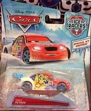 CARS 2 - VITALY PETROV - Special ICY Edition Mattel Disney Pixar