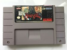 Hagane: The Final Conflict SNES Authentic