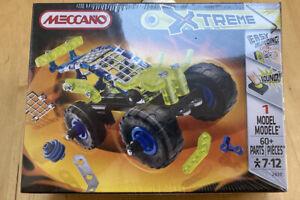 Meccano Xreme Model 7-12yrs