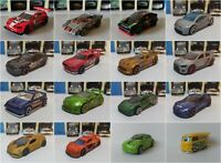 NEW Hot Wheels Diecast Metal Toy Cars From 5 Pack or 3 Pack Room Decor Collect