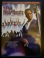 The Five Heartbeats RARE OOP DVD 15th Anniversary Edition BUY 2 GET 1 FREE