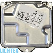 ORIGINAL HELLA 011552 LED Headlight LIGHT CONTROL MODULE Ballast Audi 4M0907397