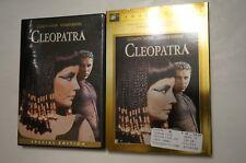 Cleopatra DVD, Elizabeth Taylor, Richard Burton, Rex Harrison, Pamela Brown, Geo
