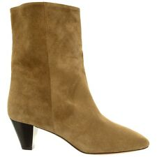ISABEL MARANT Leather Dyna Boots FR 40 / UK 7 |Trainers Sneaker Shoes Dress Coat