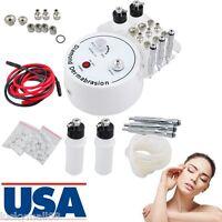 USA! CE Diamond Microdermabrasion Dermabrasion Vacuum Spray Dermabrasion Machine