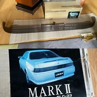 Lonza Tail Light Covers Lights For Toyota Mark II JZX90 RARE 1JZ Tourer V TRD