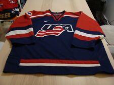 Nike Team Olympic Usa hockey Jersey Men's Xl