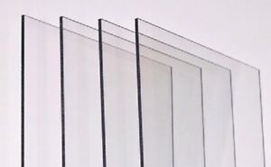 Transparent Perspex Sheet Acrylic Sheet Custom Cut To Size Plastic Sheet