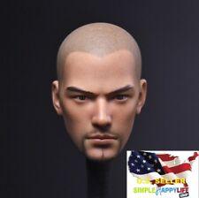 "1/6 Holy Monk Beard Head Dou Zhanshen for 12"" Male Body Hot toys Phicen ❶USA❶"