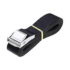 6x 2.5 metre Strong Endless Cam Buckle Tie Down 25mm Web Strap