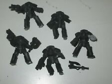 Forgeworld 40K Space Marine Tartaros Pattern Terminators x5 OOP 2393