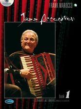 Frank Marocco: Jazz Accordeon Volume 1 Accordion Sheet Music, CD Artist Songbook