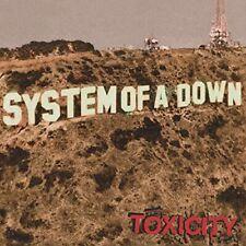 System of a Down - Toxicity [New Vinyl LP] 140 Gram Vinyl
