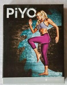 PIYO Beachbody Workout - Set 3 DVDs + Bonus DVD-FREE SHIPPING..SALE!!!
