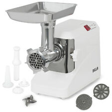 2000 Watt 2.6 HP Industrial Electric Meat Grinder Meats Grind 3 Speed w/3 Plates