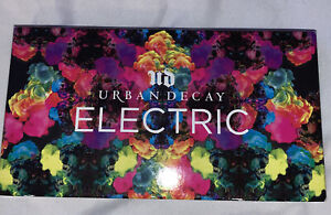 Urban Decay Eyeshadow Palette Electric Pressed Powder New In Box