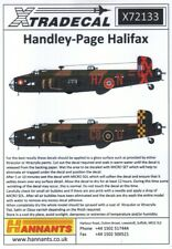 NEW 1:72 Xtradecal X72133 Handley-Page Halifax B.Mk.I / Mk.II and B.Mk.III