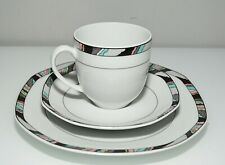 ESCHENBACH DOMUS MANHATTAN Kaffeegedeck Kuchenteller Kaffeetasse Untere 7xda