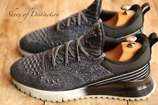 Louis Vuitton Vnr Grey Canvas Trainers Sneakers Rare Men's Uk 9.5 Us 10.5