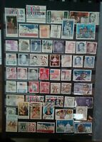 USA Amerika  Briefmarken Stamps Sellos Timbres