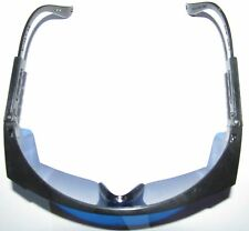 2pcs Blue Laser Protection Goggles 600nm - 750nm Red Red-Orange Near IR USA