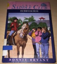 The Saddle Club - Hobby Horse #60 by Bonnie Bryant (PB, 1996)