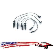 Ignition Spark Plug Wires MADE IN USA for Subaru Impreza & Legacy 2.4L 1997-1998
