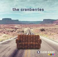 The Cranberries : 5 Classic Albums CD Box Set 5 discs (2016) ***NEW***
