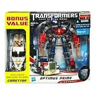 Transformers Dark Of The Moon Optimus Prime With Comettor (Brand New in Box)