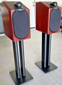 B&W Bowers and Wilkins CDM 1NT Speakers AMAZING condition, Stands&Wire Included