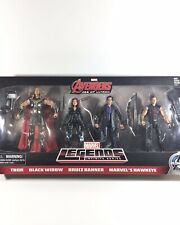 "Marvel Legends Infinite Series AVENGERS 6"" Age Of Ultron 4 Pack W/Brown Shipper"