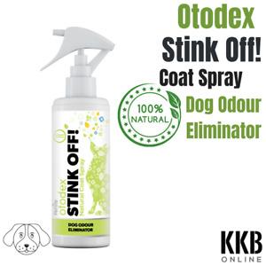 Otodex Odor Eliminator 100% Natural Plant-based Coat Spray for Pet Dog