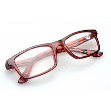 Retro Style Reading Glasses +2.00 Optical Lens Plastic Freams Lightweight Reader