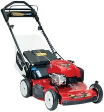 Toro 22in Pace Recycler Variable Speed Gas Walk Behind Self Propelled Lawn Mower