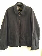Barbour Harrington Style Jacket Size Medium