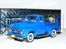 Durham Classics DC-2 1953 Ford F100 Pick Up Blue 2nd Series Issue 1/43