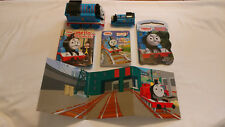 Thomas The Train Playmat Books and Engines Lot