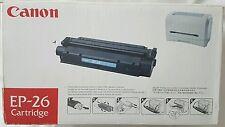 Genuine Canon Monochrome Laser Cartridge EP-26 LBP3200 MF3100 Series FREE POST
